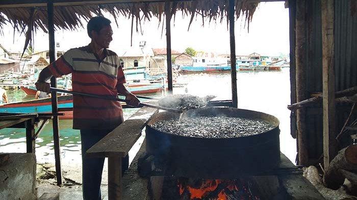 Teri Karang Pulau Banyak, dari Oleh-oleh Hingga Penuhi Pasar Pulau Sumatera
