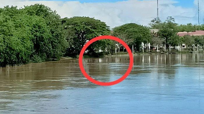 Ini Identitas Pencari Sumbangan yang Lompat ke Sungai saat Hendak Ditangkap Satpol PP