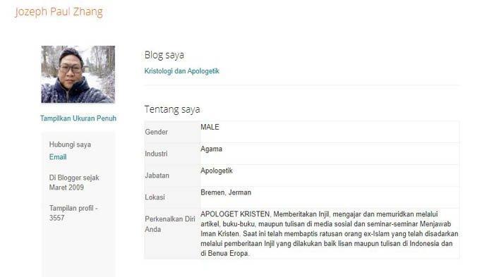 Keterangan pengguna Blogger http://kristologi-apologetik.blogspot.com/