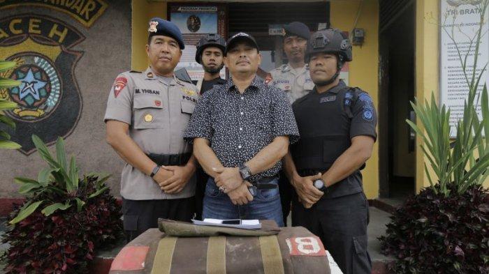Rumah Pejabat di Bener Meriah Diteror Bom, Begini Hasil Setelah Diurai Tim Jibom Brimob Jeulikat