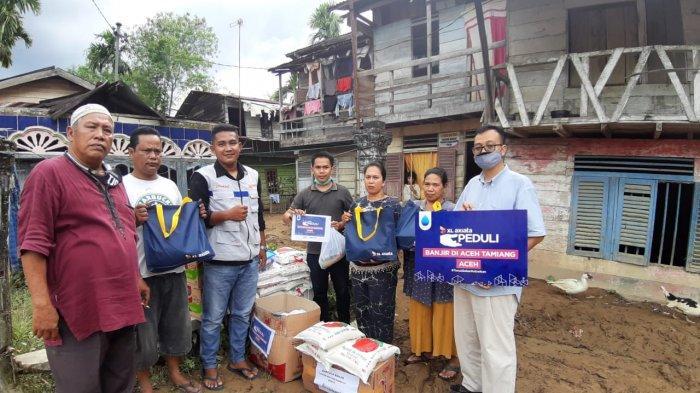 XL Axiata Salurkan Donasi untuk Masyarakat