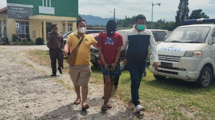 Remaja 15 Tahun Otak Pembunuhan Bu Guru SD di Toba Ditangkap, Pelaku Tindih dan Bekap Mulut Korban