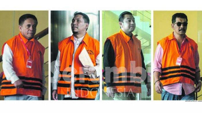 Pengadilan Tipikor Jakarta Tetapkan Jadwal Sidang Irwandi Yusuf, Hendri Yuzal, dan T Saiful Banta