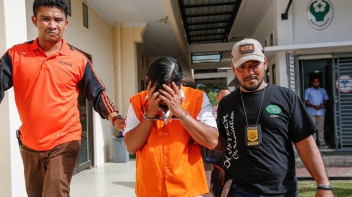 BREAKING NEWS - Kejati Tahan Rekanan Kasus Kemenag Aceh