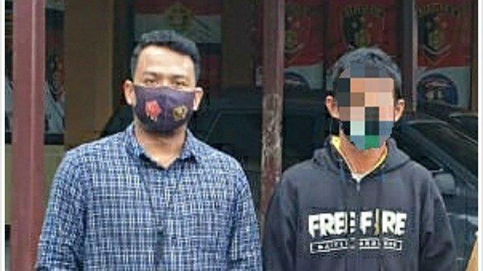 Posting Ujaran Kebencian di Medsos Soal Tolak Vaksin, Pria Asal Pulau Teupah Simeulue Ditangkap