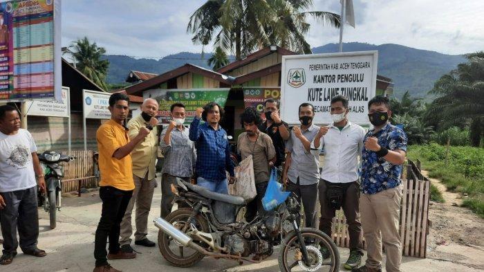 Polisi Tangkap Pembunuh Warga Sumut di Kebun Jagung Aceh Tenggara