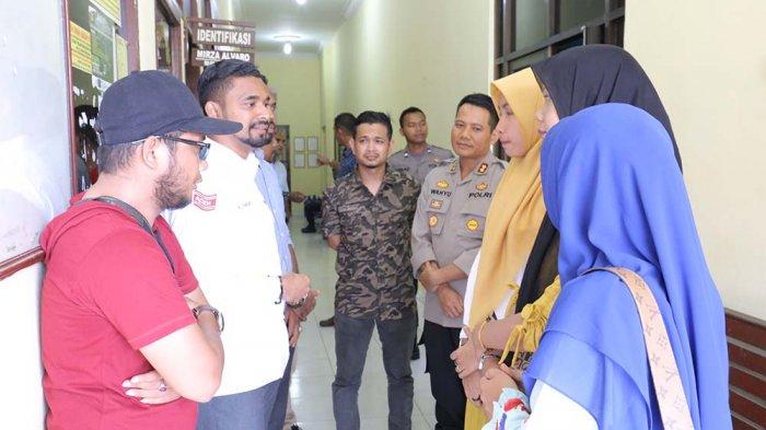 Anggota DPRA Usul ke Polres Aceh Timur Penangguhan Penahanan Tersangka Kebakaran Sumur Minyak