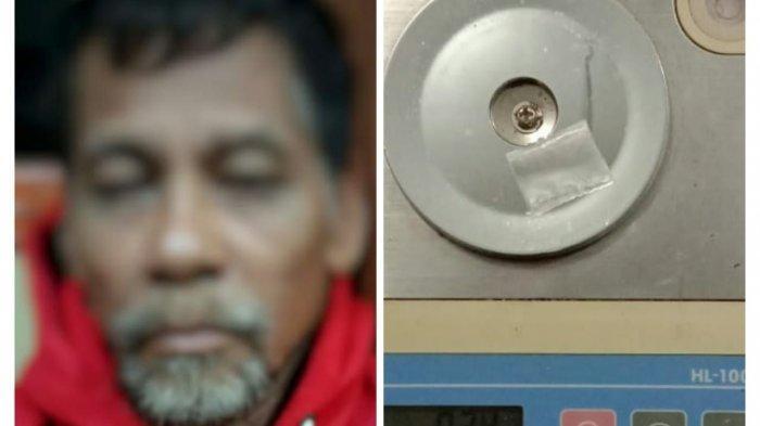 Personel Satnarkoba Polresta Tangkap Residivis Narkoba, Sembunyikan Sabu-sabu di Celana Dalam