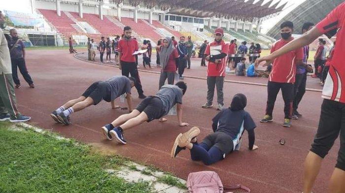 KONI Aceh Tancap Gas, Bina 70 Atlet Muda untuk Persiapan ke PON 2024