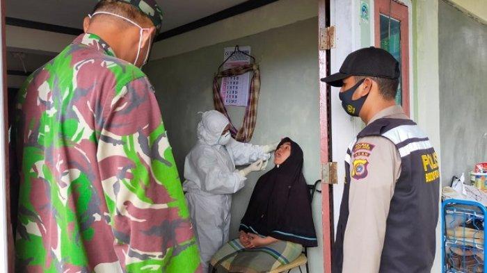Sembilan Warga Krueng Sabee Aceh Jaya Kembali Diswab, Penyebabnya Gara-gara Hal Ini