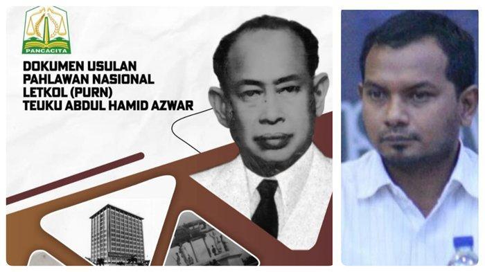 Dukung Usulan Teuku Hamid Azwar sebagai Pahlawan, Koalisi NGO HAM Sebut Ini Bagian Pelurusan Sejarah