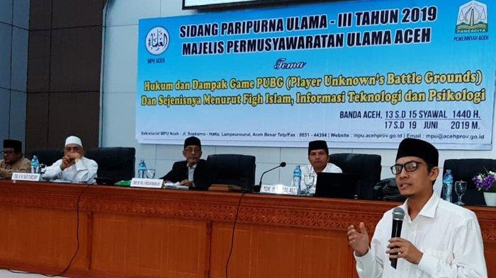 MIT Aceh dan Anggota DPRA Minta Pemerintah Blokir Game PUBG, Begini Tanggapan Diskominsa