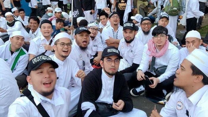 Deretan Artis Tanah Air Ikut Reuni Akbar 212 Tahun 2018, Teuku Wisnu, Irwansyah hingga Ayu Azhari