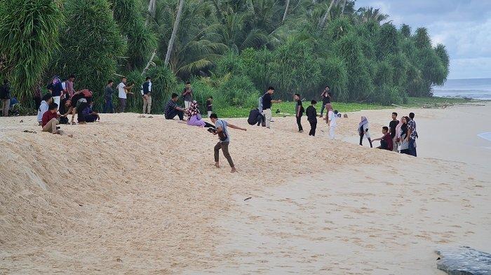 Libur Terakhir Lebaran, Objek Wisata di Simeulue Ramai Dikunjungi Warga