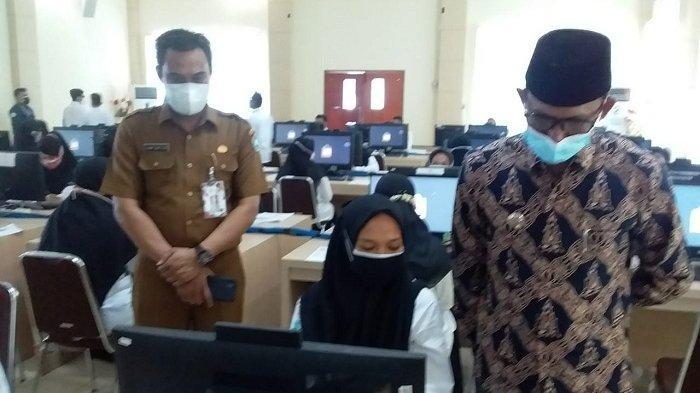 Bupati Tegaskan Seleksi CPNS di Aceh Selatan Transparan, Tgk Amran: Anak Bupati pun Tak Bisa Dibantu