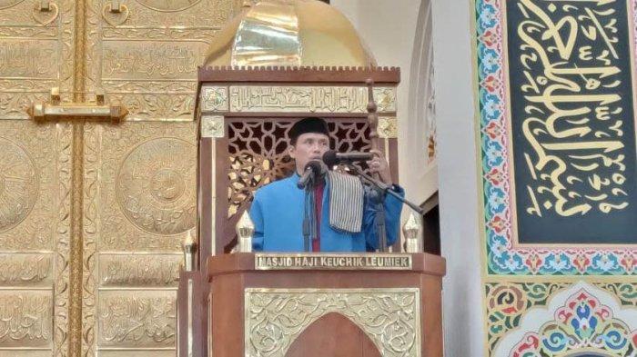 Pembagian Umat Menjadi Dua Golongan, Umat Risalah dan Umat Dakwah, Berikut Penjelasan di Masjid HKL