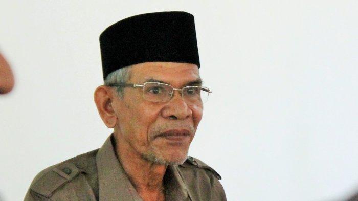 Mantan Panglima GAM Meureuhom Daya Jabat Kepala Baitul Mal Aceh