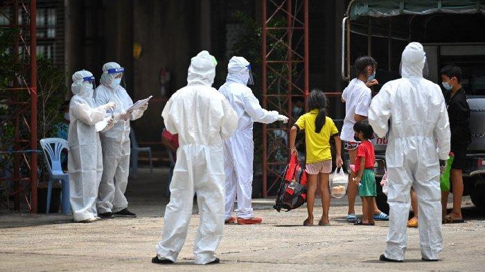 Thailand Hadapi Lonjakan Kasus Covid-19, Catatkan Kasus Kematian Tertinggi, RS Makin Penuh
