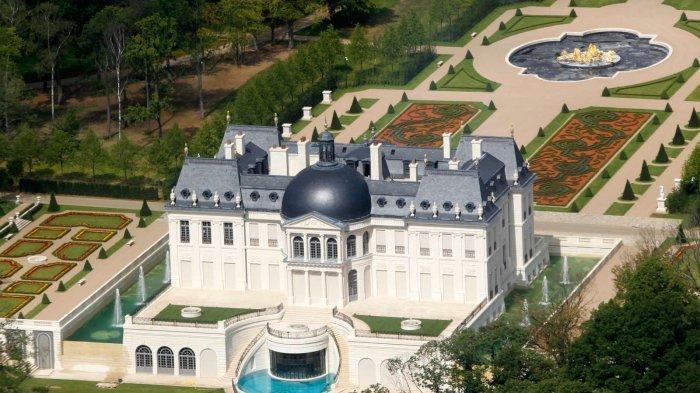 The Chateau Louis XIV, rumah super mewah milik Mohammed Bin Salman.