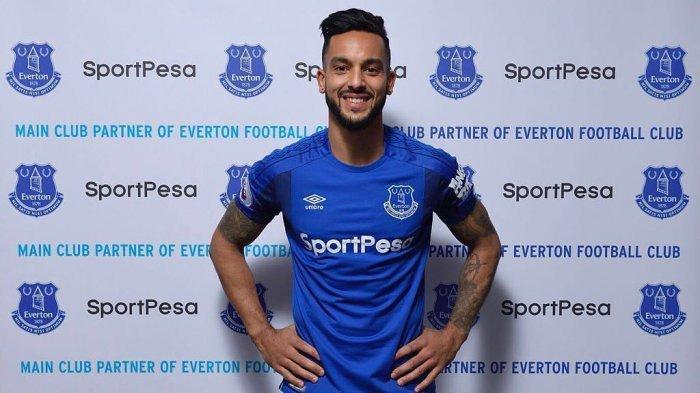 Theo Walcott Resmi Pindah ke Everton, Ini Alasannya Tinggalkan Arsenal