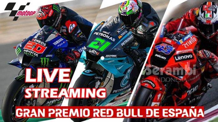 Live Streaming MotoGP Spanyol, Nonton Trans 7 Balapan di Sirkuit Jerez Pukul 19.00 WIB