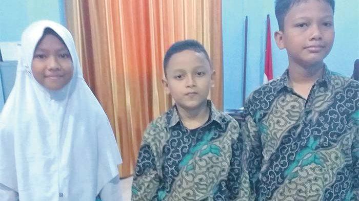 Tiga Murid SD Bireuen Wakili Aceh ke Nasional