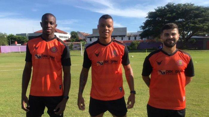 Pemain Asing Persiraja Langsung Klop dengan Torres Cs, Besok Hadapi Bali United dalam Piala Menpora