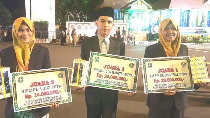 Dua Peserta Raih Juara Pertama, Aceh Peringkat Enam ST