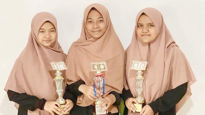 Siswi MA Insan Qur'ani Juara 2 Fahmil Quran Tingkat Nasional