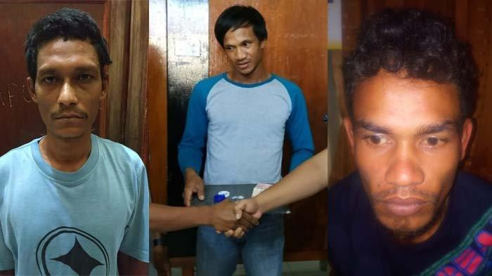 Ini Tiga Tahanan Polresta Banda Aceh yang Masih Diburu, Berikut Kasus Melibatkan Ketiganya