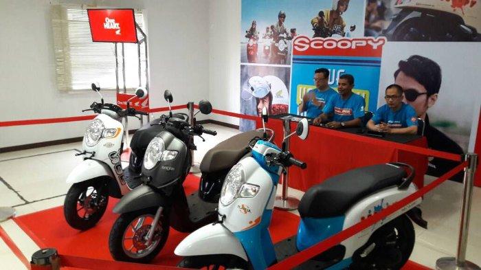 New Honda Scoopy Semakin Fashionable