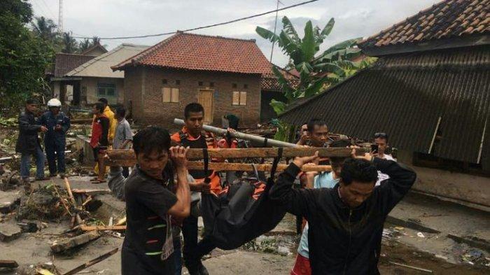 Potensi Tsunami Lanjutan, BMKG Imbau Masyarakat Tak Beraktivitas di Sekitar Kawasan Selat Sunda