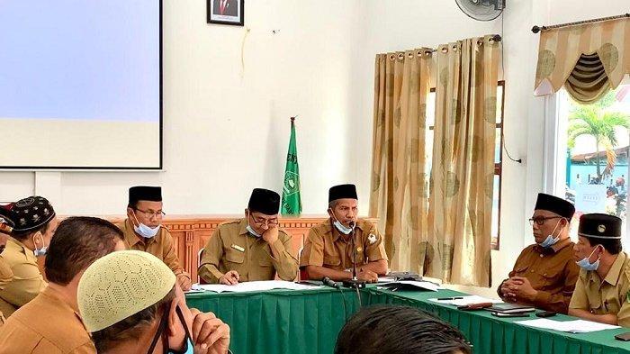 Aceh Barat Tetapkan Takaran Zakat Fitrah Rp 54 Ribu per Jiwa