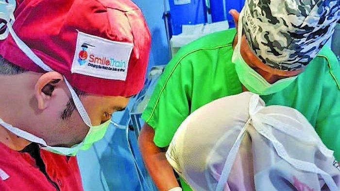 Belasan Pasien Jalani Operasi, Dalam Rangka HUT Serambi Indonesia