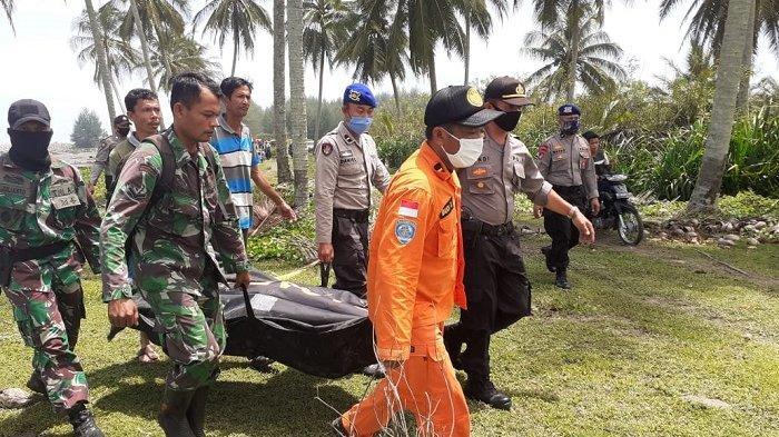 Korban Hilang di Krueng Meureubo Aceh Barat Ditemukan Meninggal di Nagan Raya