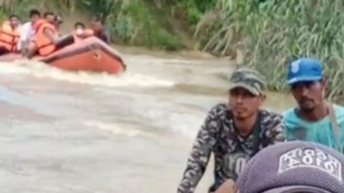 Nekat Menyeberang saat Sungai Meluap, Seorang Petani di Aceh Timur Tenggelam dan Meninggal