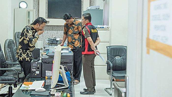 Kejati Geledah Kemenag Aceh