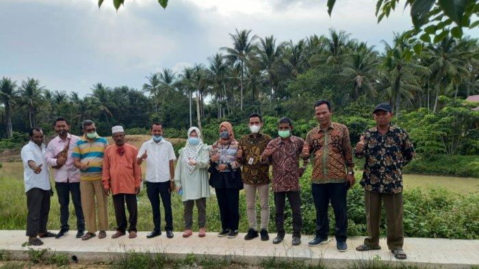 Tim Kemendes PDTT RI Tinjau Objek Wisata Gampong Cot Jrat, Kota Juang