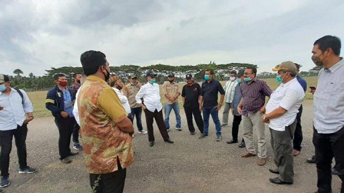 Bangun Stadion Sepakbola untuk PON Aceh 2024, Pemkab Bireuen Siapkan Lapangan Paya Kareung