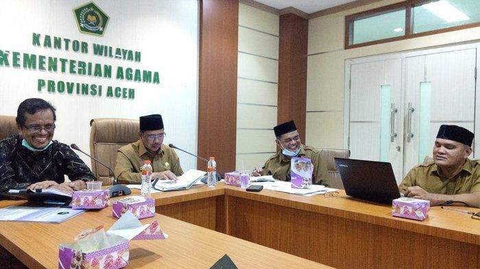 Iqbal Muhammad Minta Tim MDC Lakukan Pemetaan Madrasah di Aceh, Jika Ada Kurang Beri Pendampingan