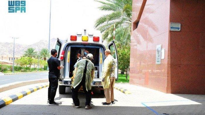 Tim Medis Arab Saudi Selamatkan Nyawa Jamaah Haji Pakistan, Terkena Serangan Jantung