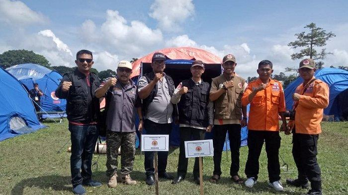 Siaga Bencana, BPBD Gayo Lues  Kirim 10 Orang TRC ke Jambore Penanggulangan Bencana di Sare