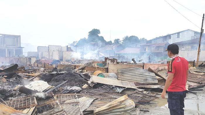 Kebakaran Kasus Terbanyak di Aceh, Berhati-hatilah