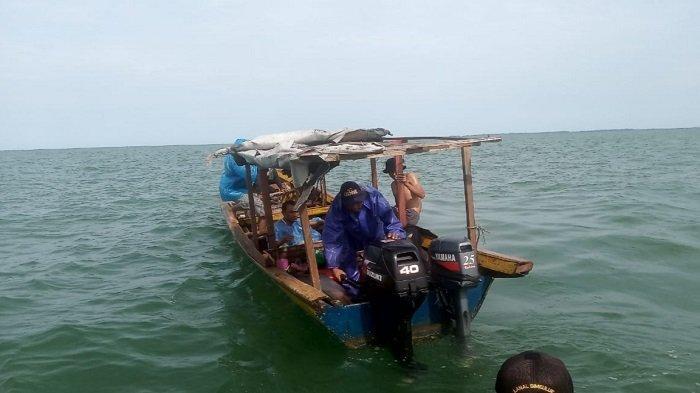 Tim SAR belum Temukan 2 Nelayan Hilang