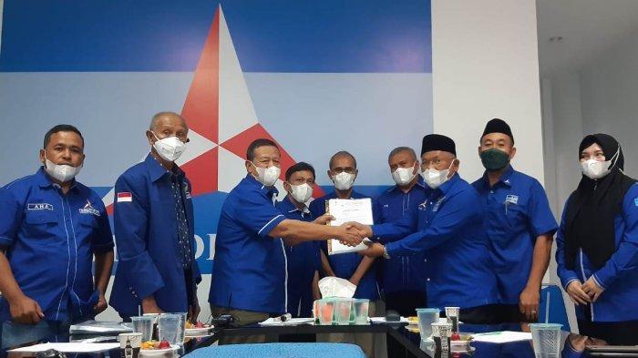 Didukung 10 DPC, Nova Iriansyah Resmi Mendaftar Calon Ketua Demokrat Aceh