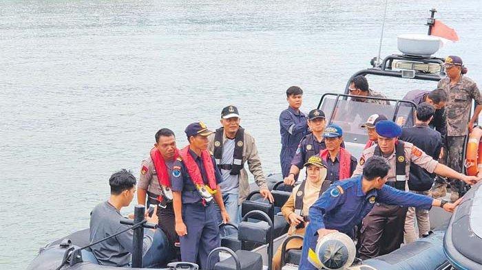 Tim Gabungan Patroli Laut Aceh