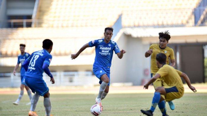 Semifinal Piala Menpora - Malam Ini, PSS Vs Persib Bandung, Berebut Tiket Final Menantang Persija