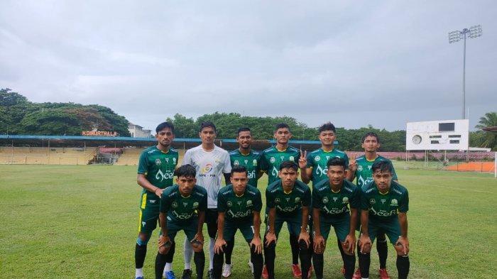 Lima Kali Bertemu Lawan Persiraja, PON Aceh Catat Kemenangan, Alvin Borong Dua Gol