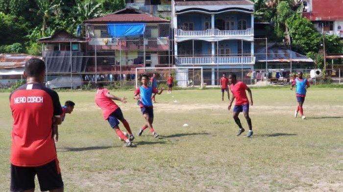 Tim PON Sepakbola Papua Anggap Aceh Lawan Terberat