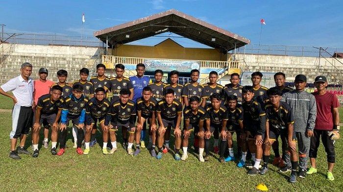 PSBL Langsa dan YOB Belawan Medan Bermain Imbang 1-1